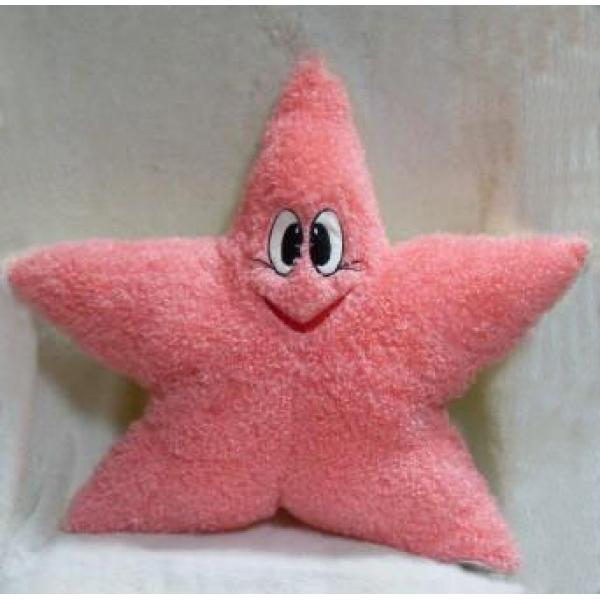 Как сделать подушку звезду своими руками